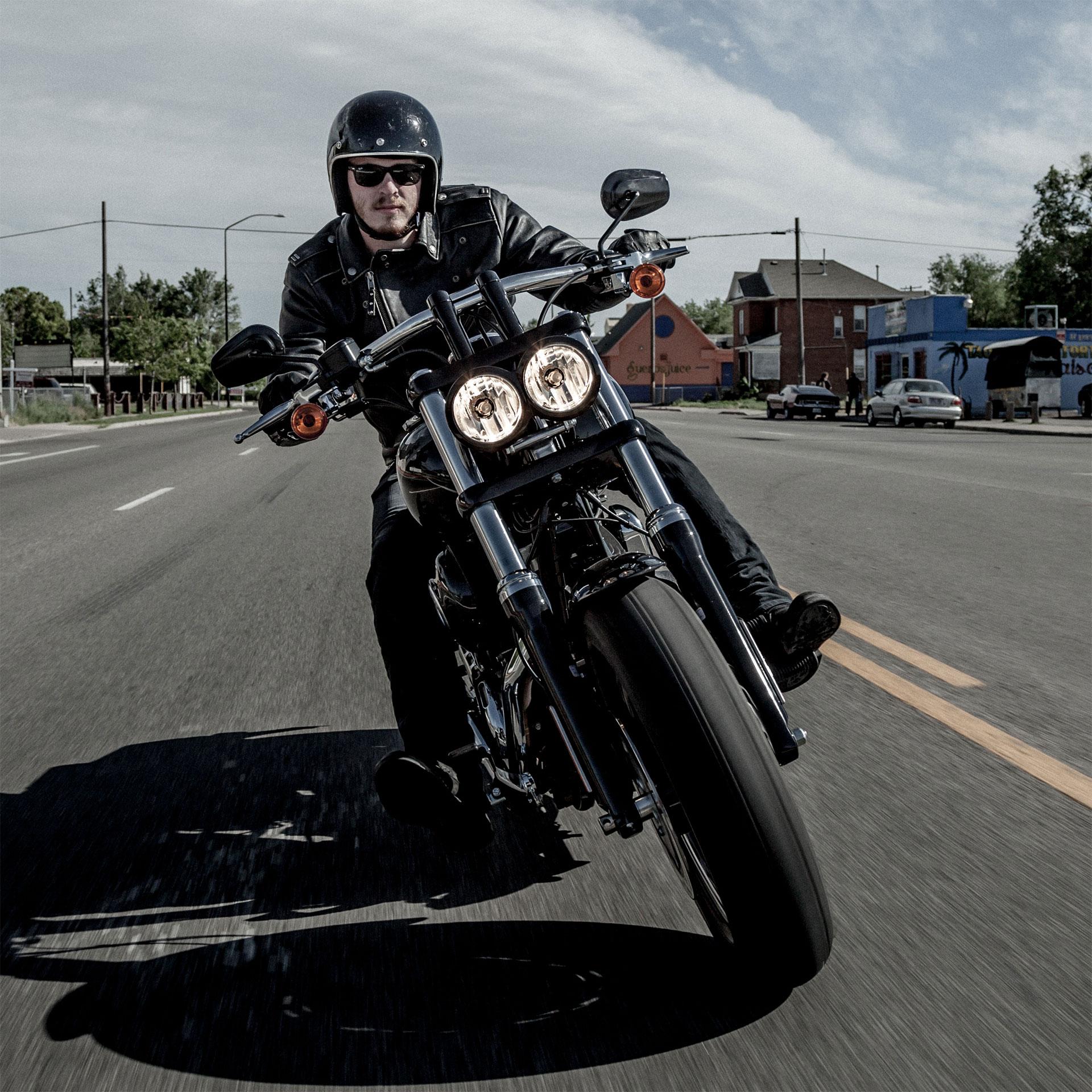 Gebrauchte Harley`s beim Vertragshändler kaufen