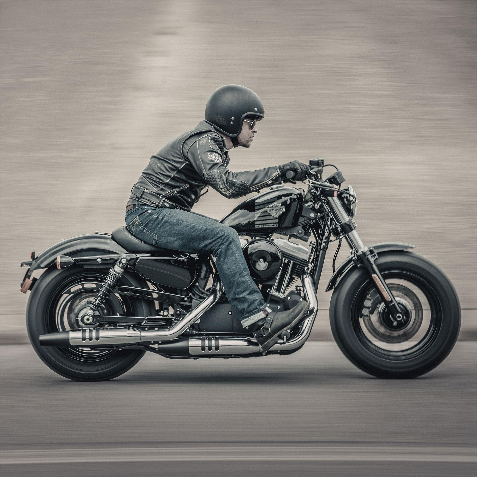 Harley-Davidson® Originals: Gebrauchte Harley®`s mit Herstellergarantie kaufen